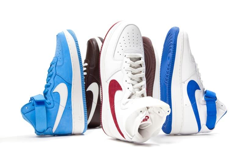 7ab015a0a35d Nike Air Force 1 High Retro QS