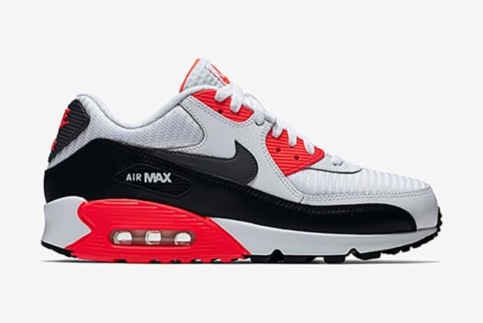 e3d3840784 Nike Air Max 90 Essential Bright Crimson | HYPEBEAST