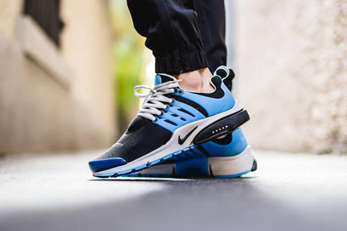 on sale 9877d 80f17 Nike Air Presto Black/Zen Grey-Harbor Blue. Nike treats Presto fans to  another OG colorway.