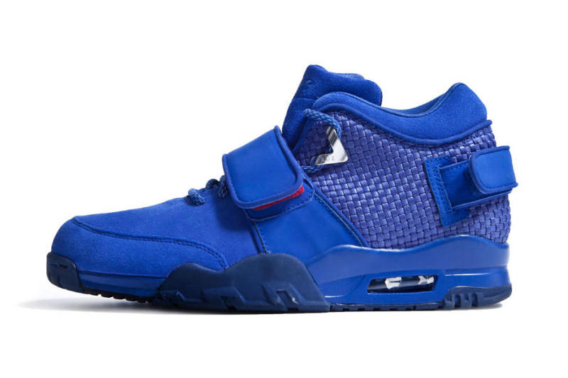 the best attitude 3a23e 765b2 Nike Air Trainer Cruz Haystack Wolf Grey Rush Blue   HYPEBEAST