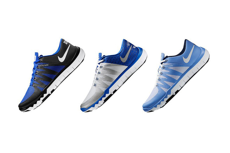 815ec7afdf09a Nike Free Trainer 5.0 Trio Honors College Basketball Powerhouses