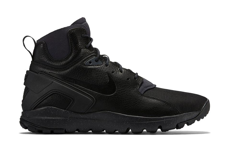 the latest 3558d 72858 Nike Koth Ultra Mid Triple Black   HYPEBEAST
