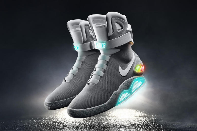 Nike Officially Announces the Nike MAG With Power Laces