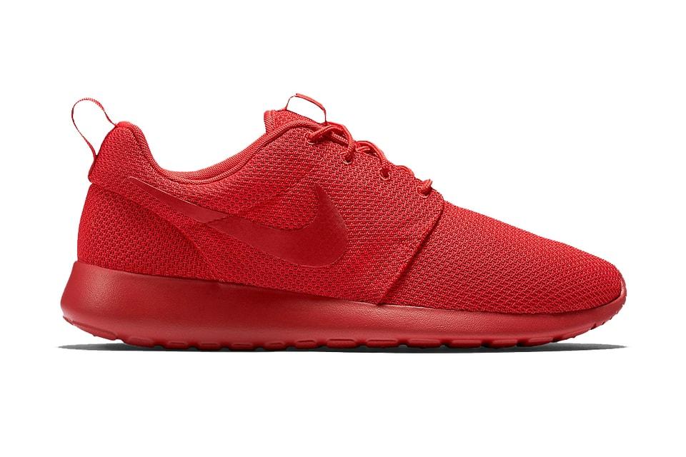 4f2ebacf9cedb Nike Roshe One Red October