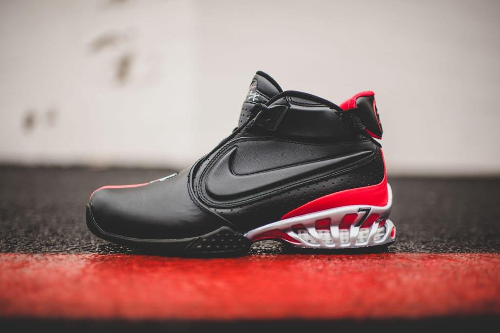 Nike Vick 2 Black Red Sneaker | HYPEBEAST