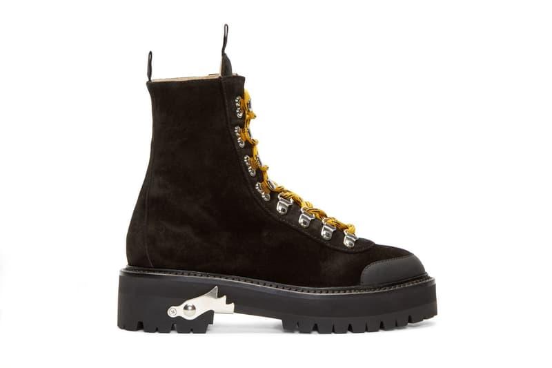 fbabd1d12d5b OFF-WHITE c o VIRGIL ABLOH WMNS Granite Boots