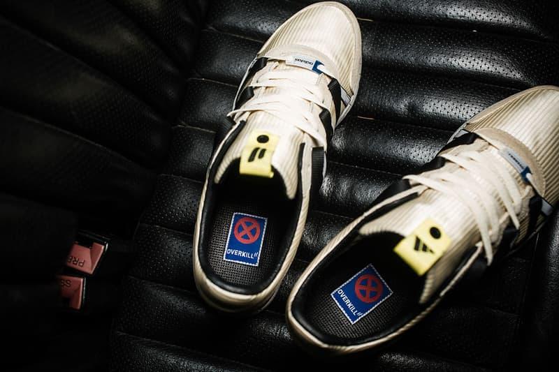 online store 1d368 d173f Overkill x adidas Consortium EQT Racing 93
