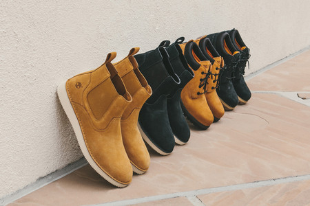 "Footwear Publish x Timberland ""Reinventing California"" Collection"