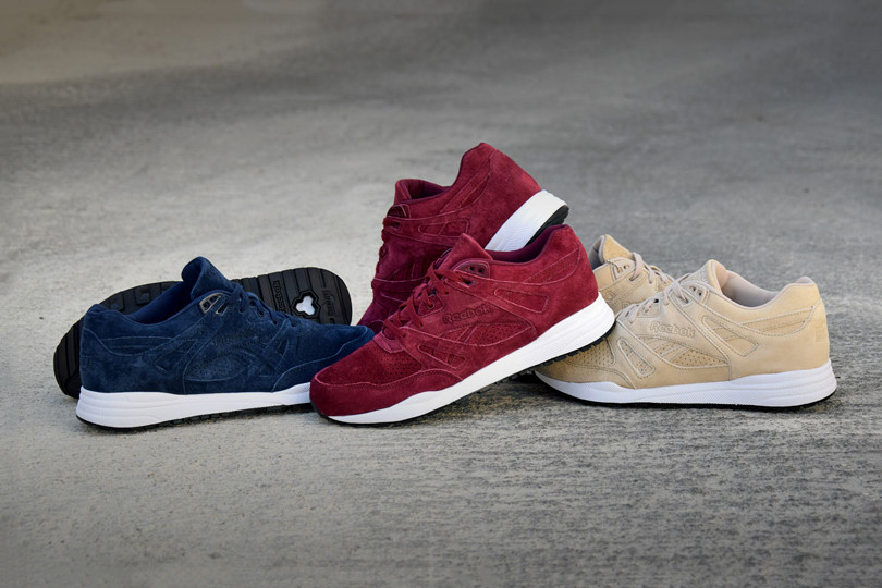 8f87ada9a784 Reebok Ventilator Perforated Collection