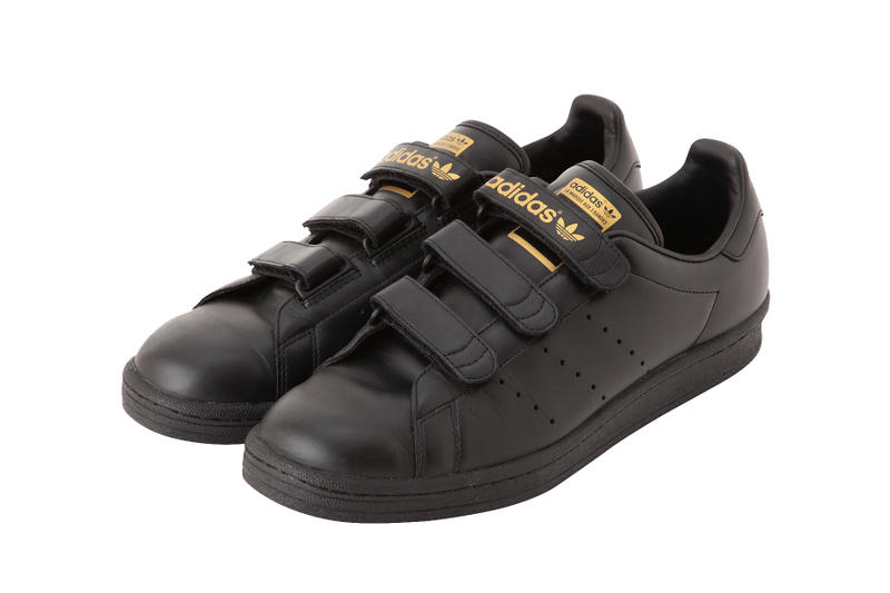 The UNITED ARROWS   SONS x adidas Originals Master Is Back in Black b485d1e5d070