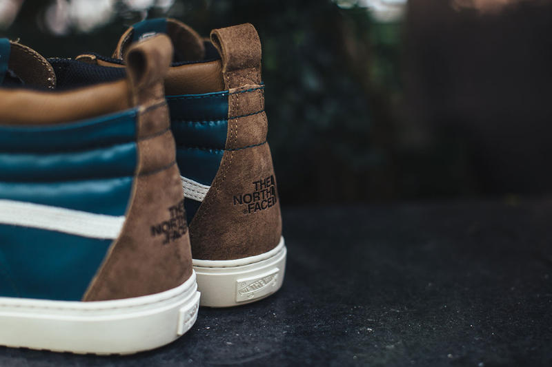 7fb2744d7e Vault by Vans x The North Face Collection