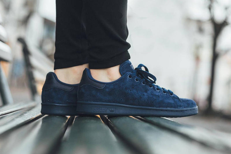 new product cf58b e1030 adidas Stan Smith Night Indigo Sneaker | HYPEBEAST
