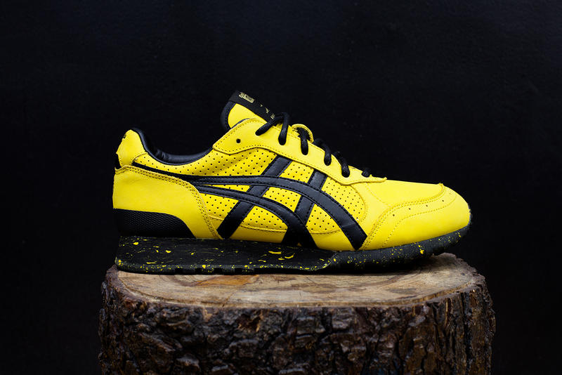 official photos 4518e ccb71 BAIT Onitsuka Tiger Bruce Lee Birthday | HYPEBEAST