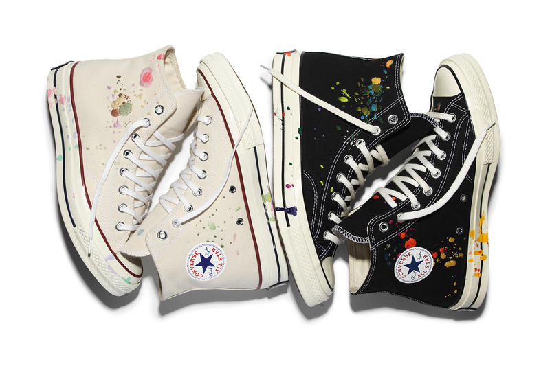 9ebcebf6b0d406 BANDULU x Converse First String Chuck Taylor All Star  70 Collection.  Boston s Bandulu customizes Converse s most iconic silhouette.