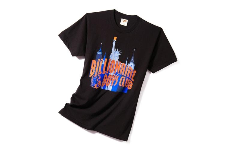 8dd1627729f UNKNWN x Billionaire Boys Club 2015 Fall T-Shirt Collection