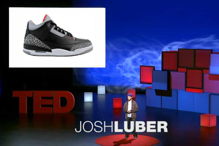 455d03ca The Founder of Campless Talks About Sneaker Reselling on TED