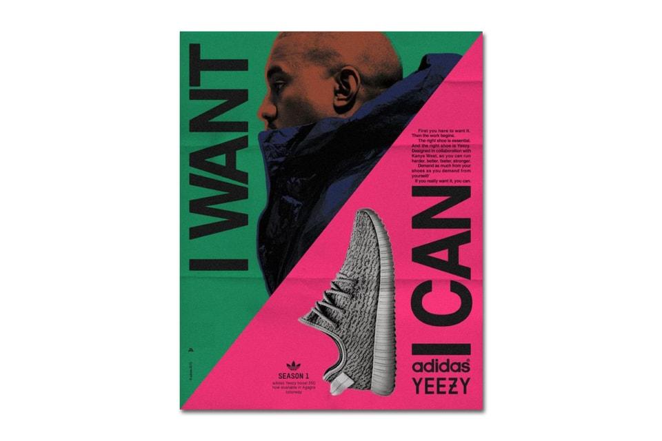 Kanye West adidas Vintage Ads | HYPEBEAST