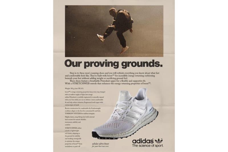 Kanye West Adidas Vintage Ads Hypebeast