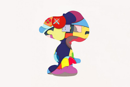 KAWS Reveals New Snoopy Prints for Art Basel