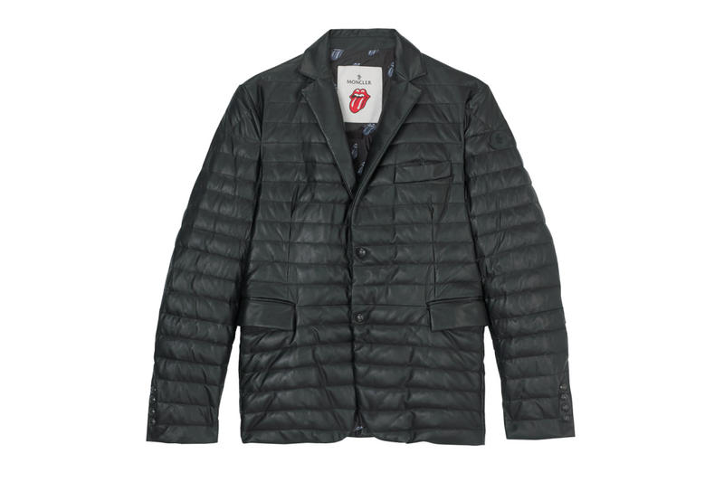 the best attitude b72ae 6273c Moncler 2015 Fall/Winter Rolling Stones Collection | HYPEBEAST