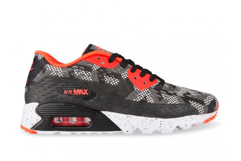 276054ca020a Nike Celebrates the Air Max 90 s 25th Anniversary With New Striking  Colorways