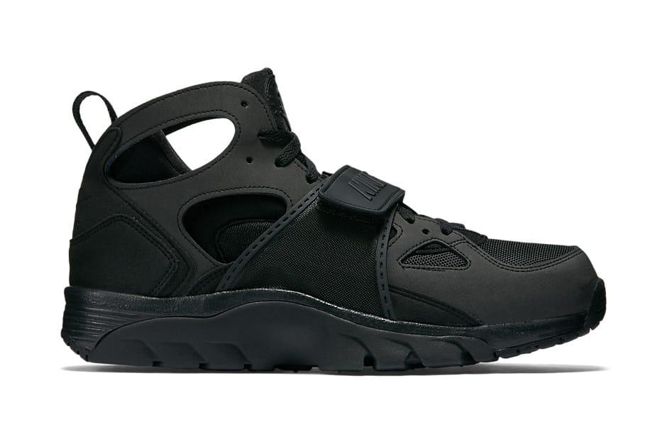 Nike Air Trainer Huarache Triple Black