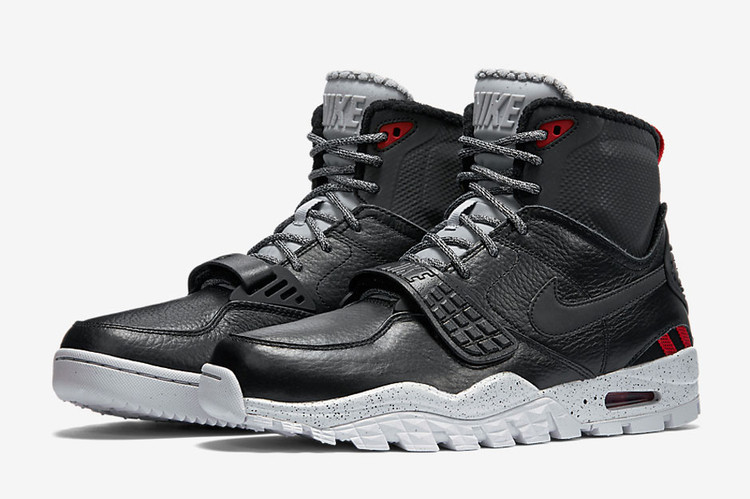 on sale 89b3e bd72a The Nike Air Trainer SC II Gets the Sneakerboot Treatment