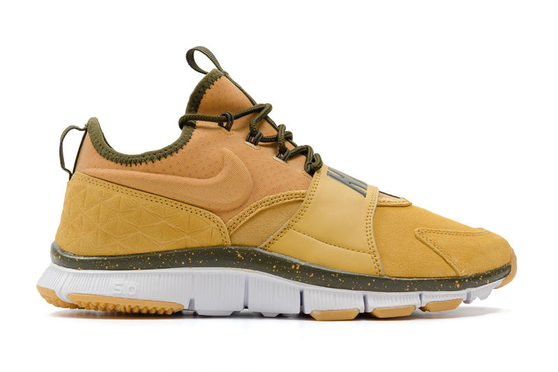 low priced fb91d 0f66b Nike s new hybrid shoe meets a warm colorway.