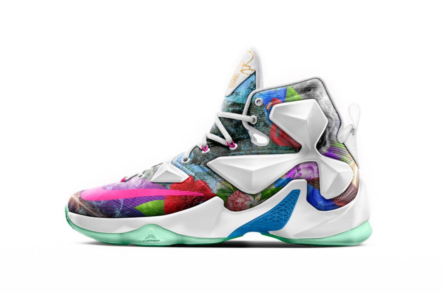 Nike Lebron James 25,000th Point New ID