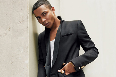 How Olivier Rousteing Made Balmain Cool Again