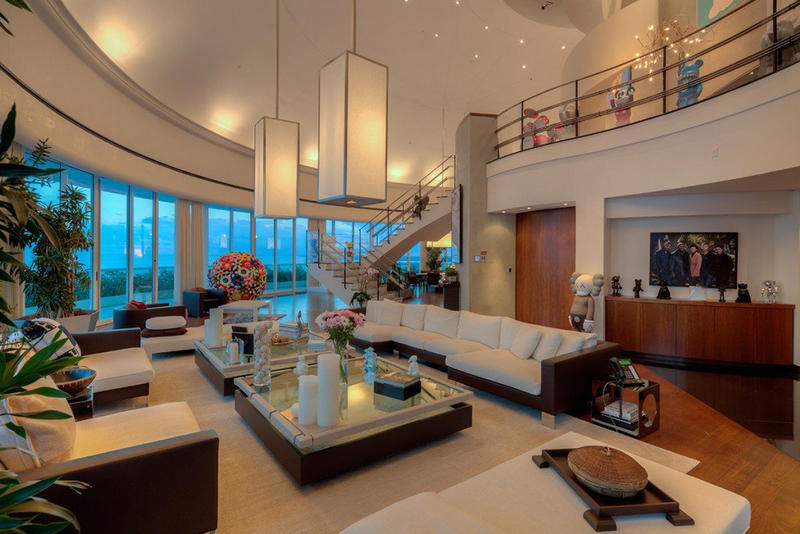 d976fbe9f5b0a Pharrell s Miami Penthouse Is on the Market for  10.9 Million USD