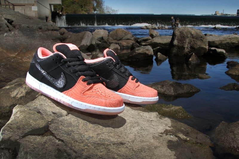 be5901e8e7e1 A nod to the persistence of the salmon and Premier s local skate spot.