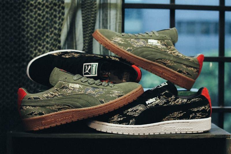 promo code 46714 88991 SBTG x mita sneakers x PUMA Clyde contact