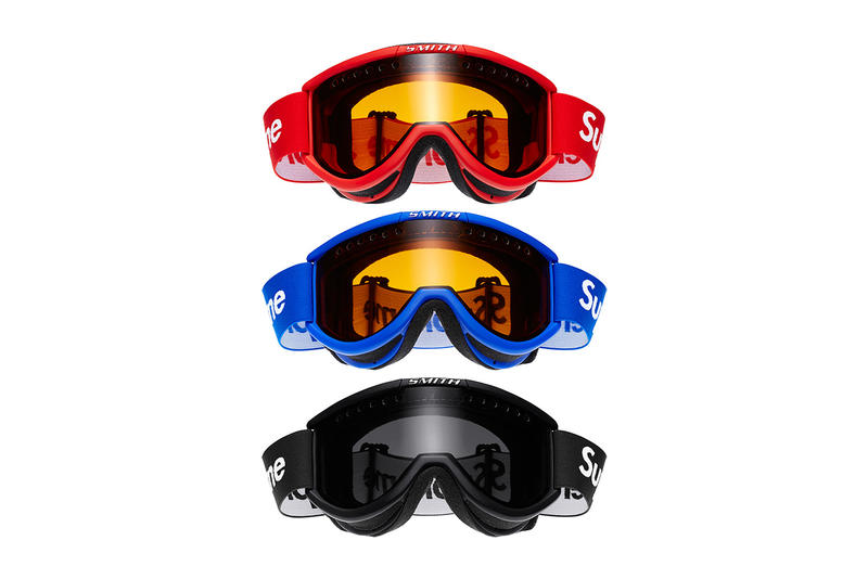 7b6c28979ed2 Supreme Smith Cariboo OTG Ski Goggles