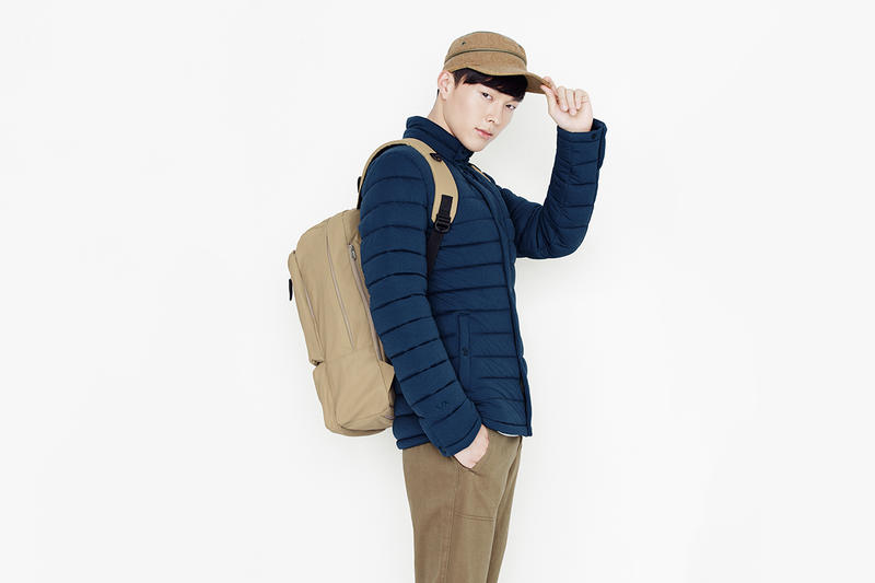The North Face White Label 2015 Fall/Winter Lookbook
