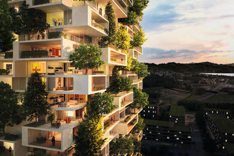 Vertical Forest Wants to Make Cities Green Again