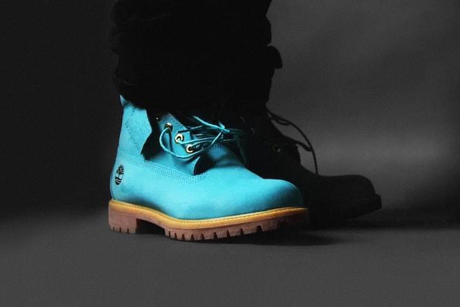 Wale VILLA Timberland Boot The Gift Box  99706cf6123a
