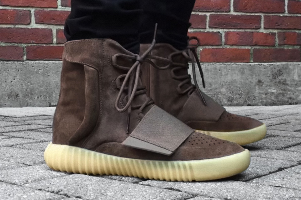 44e8a7b16 Yeezy Boost 750 Brown First Look