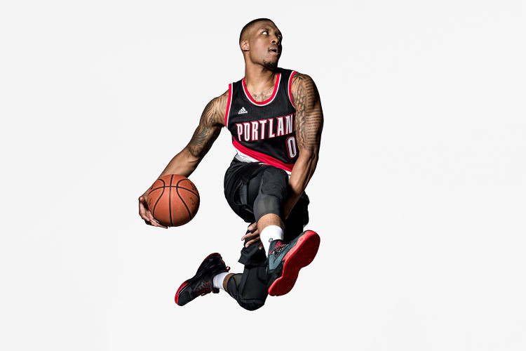 new product 4a5ef 8308d adidas Officially Unveils the D Lillard 2