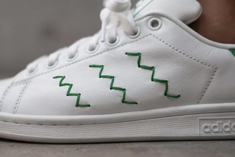 new styles 1497d 9ec49 adidas Stan Smith Zig Zag Sneaker | HYPEBEAST
