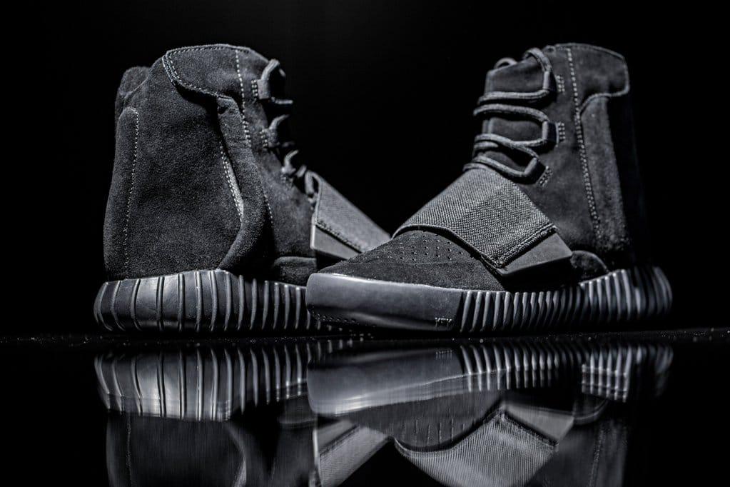 adidas Originals Triple-Black Yeezy