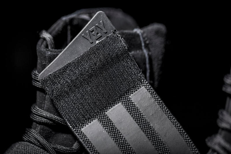 A Detailed Look at the adidas Originals Triple-Black Yeezy Boost 750s. It s  official! 1 of 8. 2 of 8. 3 of 8. 4 of 8 411aa0c3f