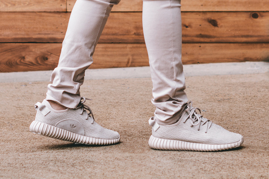 An #OnFeet Look at the adidas Originals Yeezy Boost 350