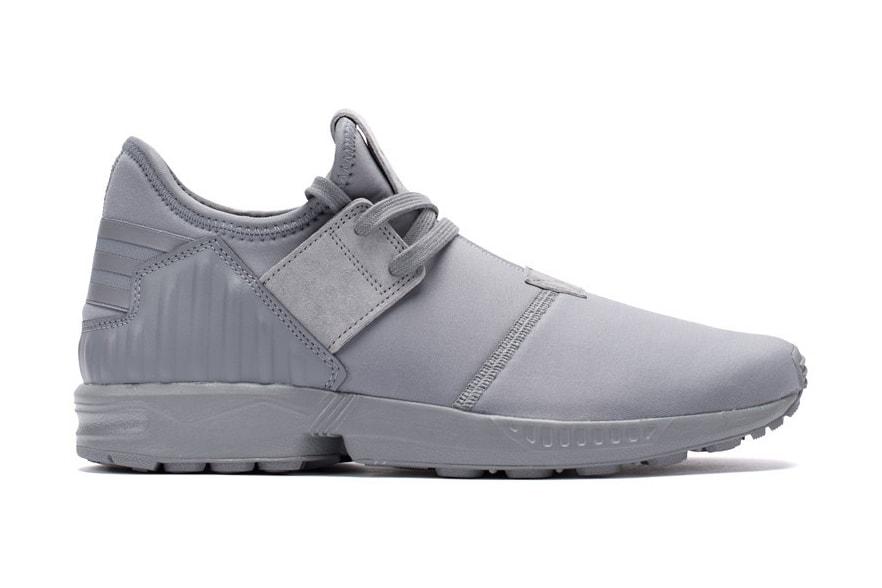 bf0d03d38 adidas Originals ZX Flux Plus One Grey