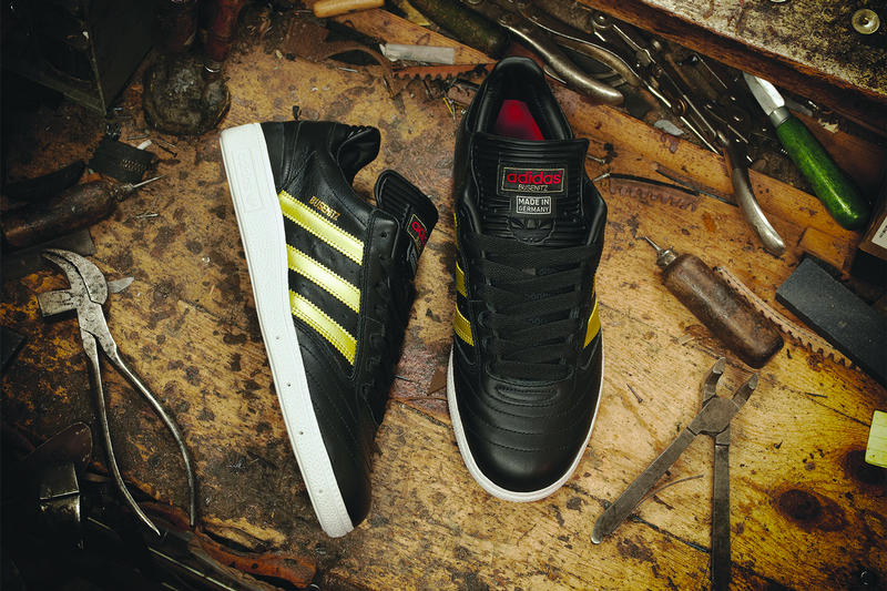 100% authentic 0bb4d 244da adidas Skateboarding Unveils the Limited Edition Busenitz