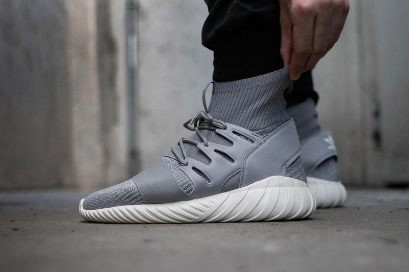 more photos 125db 0b3cf ... adidas Originals Tubular Doom Primeknit. How does the latest Tubular  look on feet