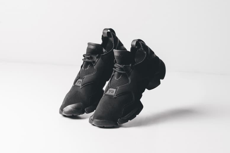 sports shoes dc6b1 7b563 adidas Y-3 Kohna Black Black