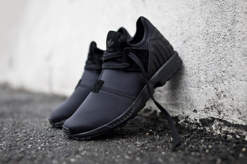 factory price 46917 a935e adidas ZX Flux Plus One Core Black Sneaker | HYPEBEAST