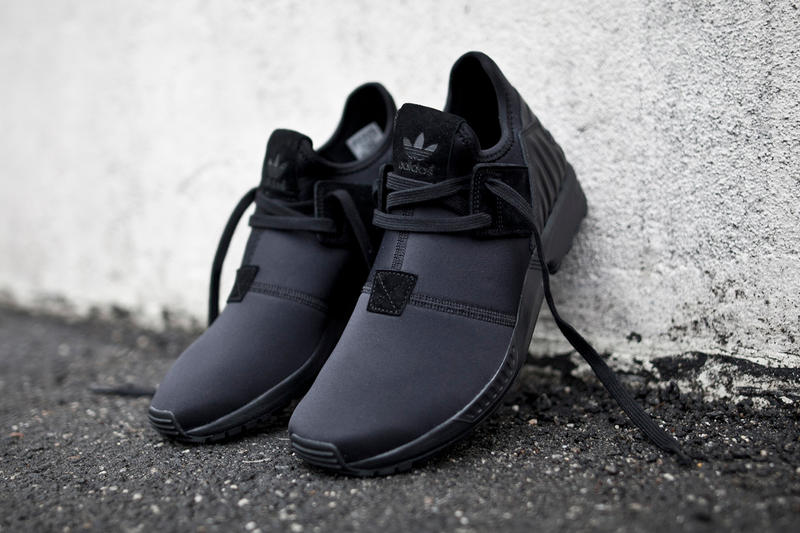 factory price f8a1f 117a7 adidas ZX Flux Plus One Core Black Sneaker | HYPEBEAST