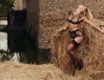 Bar Refaeli Stars in Agent Provocateur's Latest Campaign